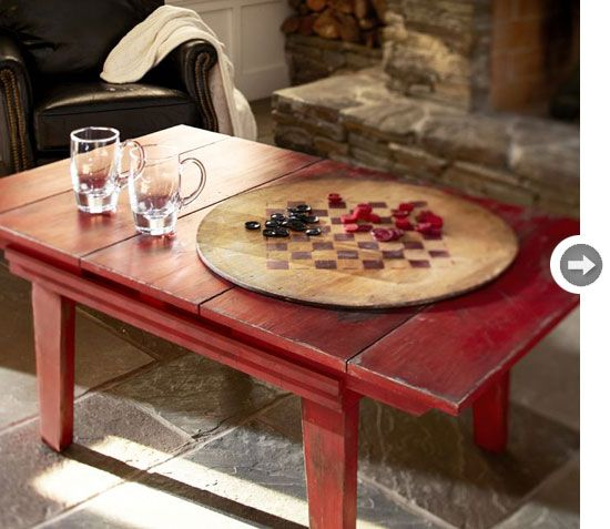 Buying Guides Organization Ideas Coffee Table Redo And Cottage - Pottery barn red coffee table
