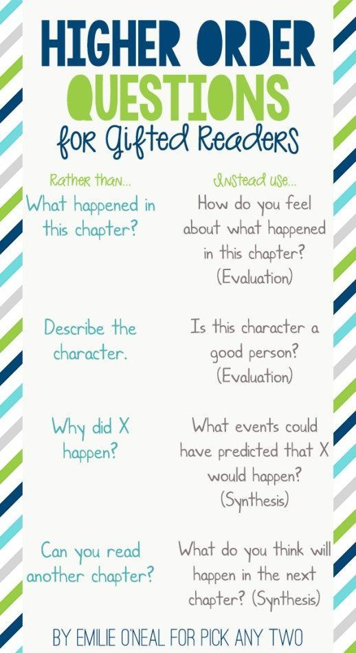 5 Tips for Engaging Gifted Readers