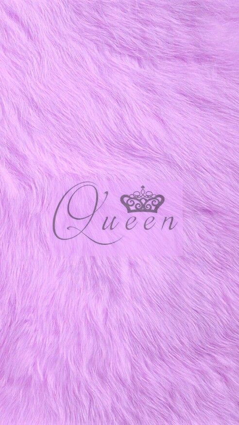 Queen Fox Fur Wallpaper In Purple Phone Wallpaper Pink Pink Wallpaper Iphone Queens Wallpaper