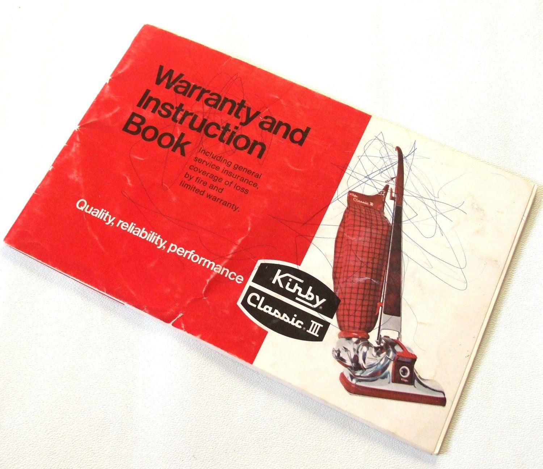 kirby classic iii manual