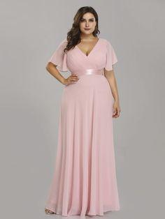 Vestido Madrinha Casamento Simples