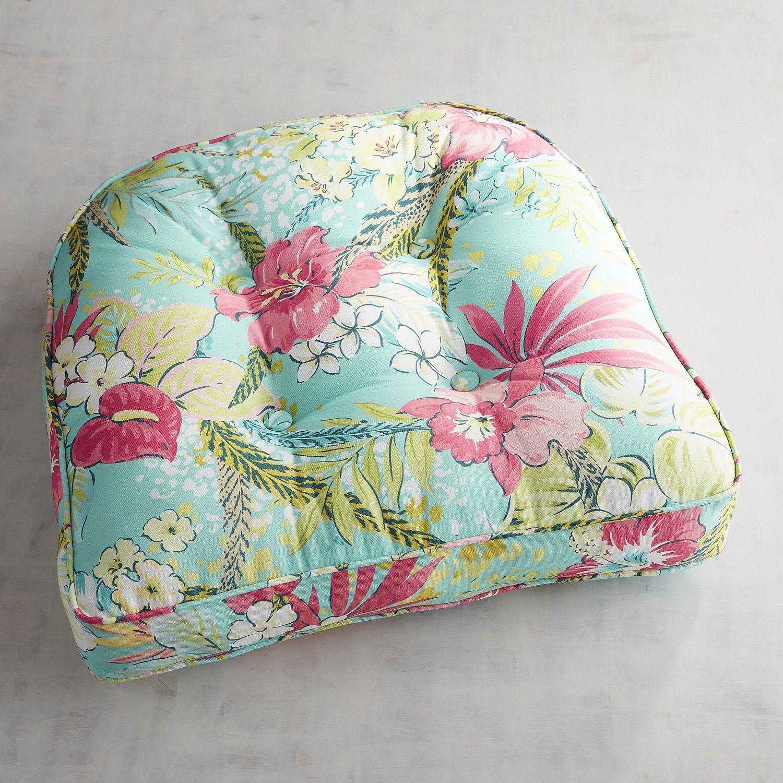 Large Contour Chair Cushion Outdoor chair cushions