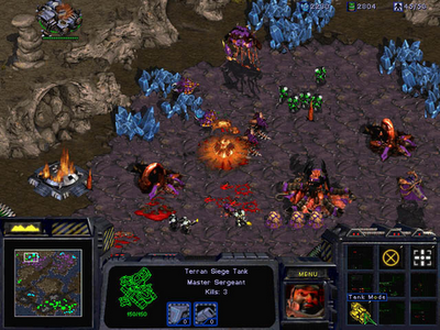 Oh StarCraft, how I love wasting time with you