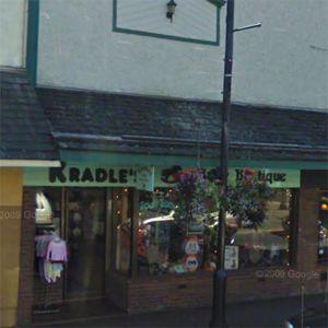 Kradle's Baby Boutique - Courtenay, BC