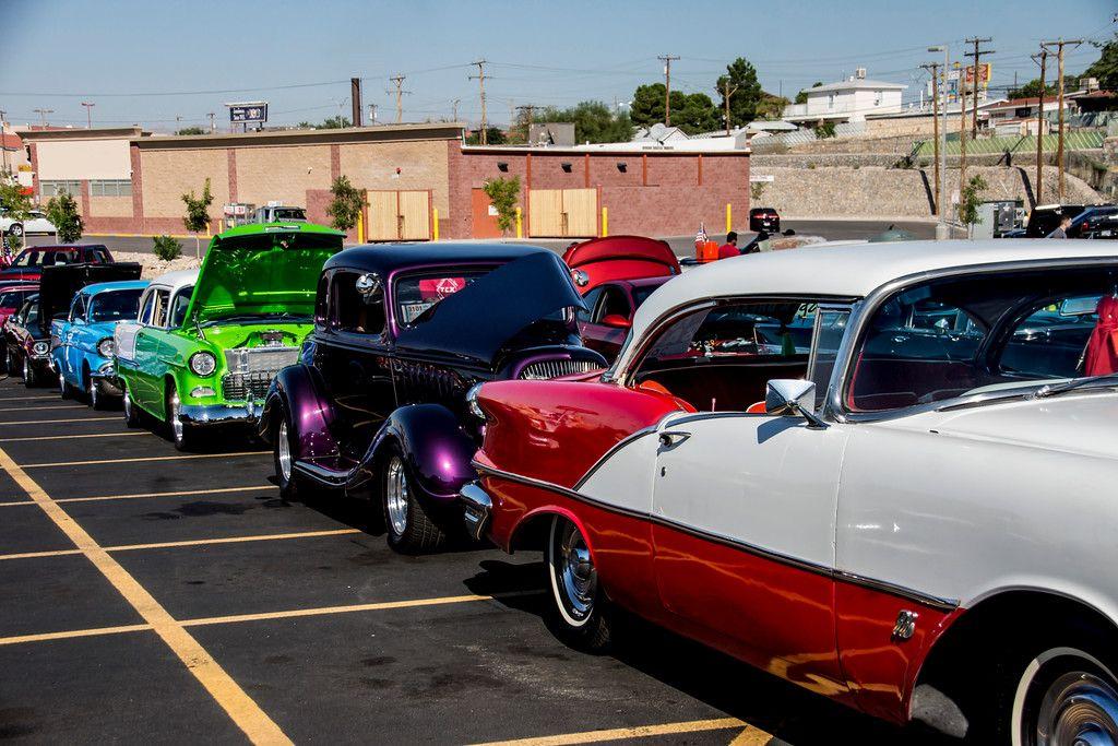 Sept Car Show At Golds Gym El Paso TX Pics Of Cars By - Car show el paso