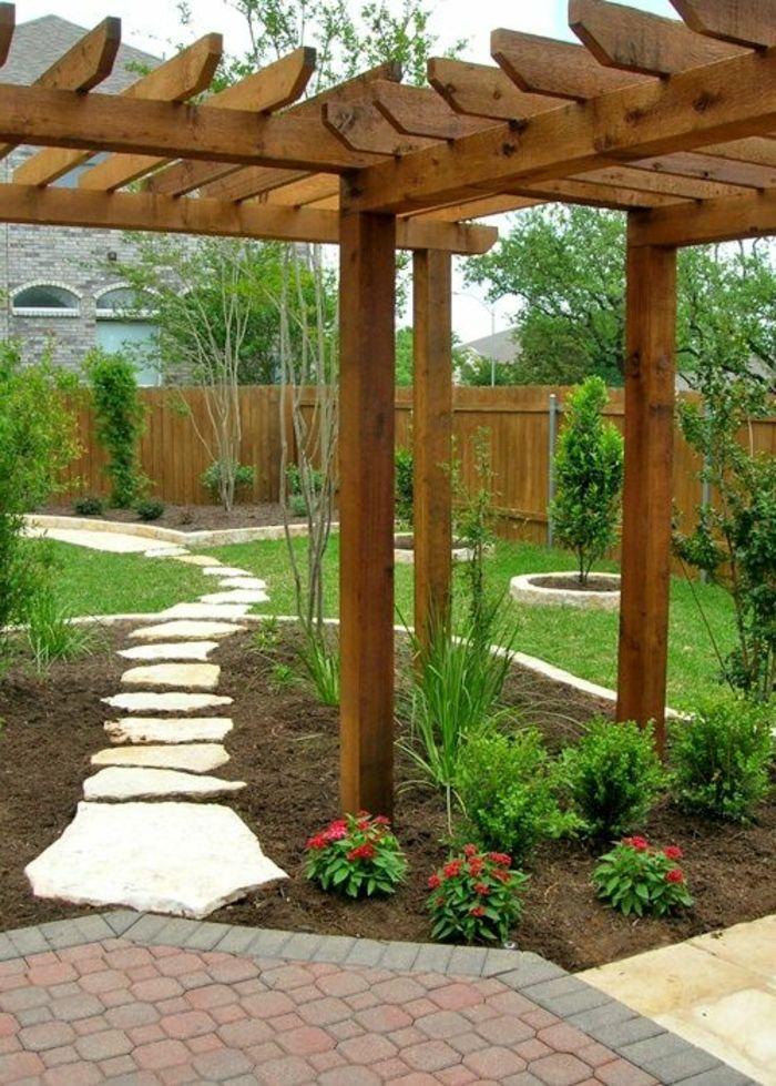 Nos Propositions En Vidos Pour Faire Une Alle De Jardin  Alle
