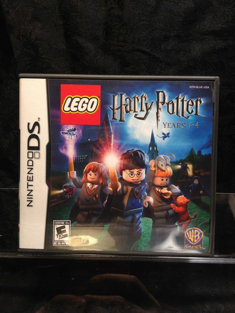 Lego Harry Potter Years 1 4 For Nintendo Ds Also For 3ds Xl Dsi