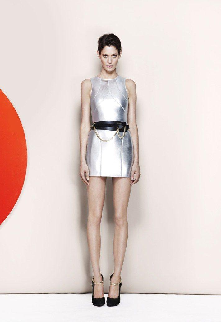 Silver Fashion Sass Bide Dress Nice Dresses