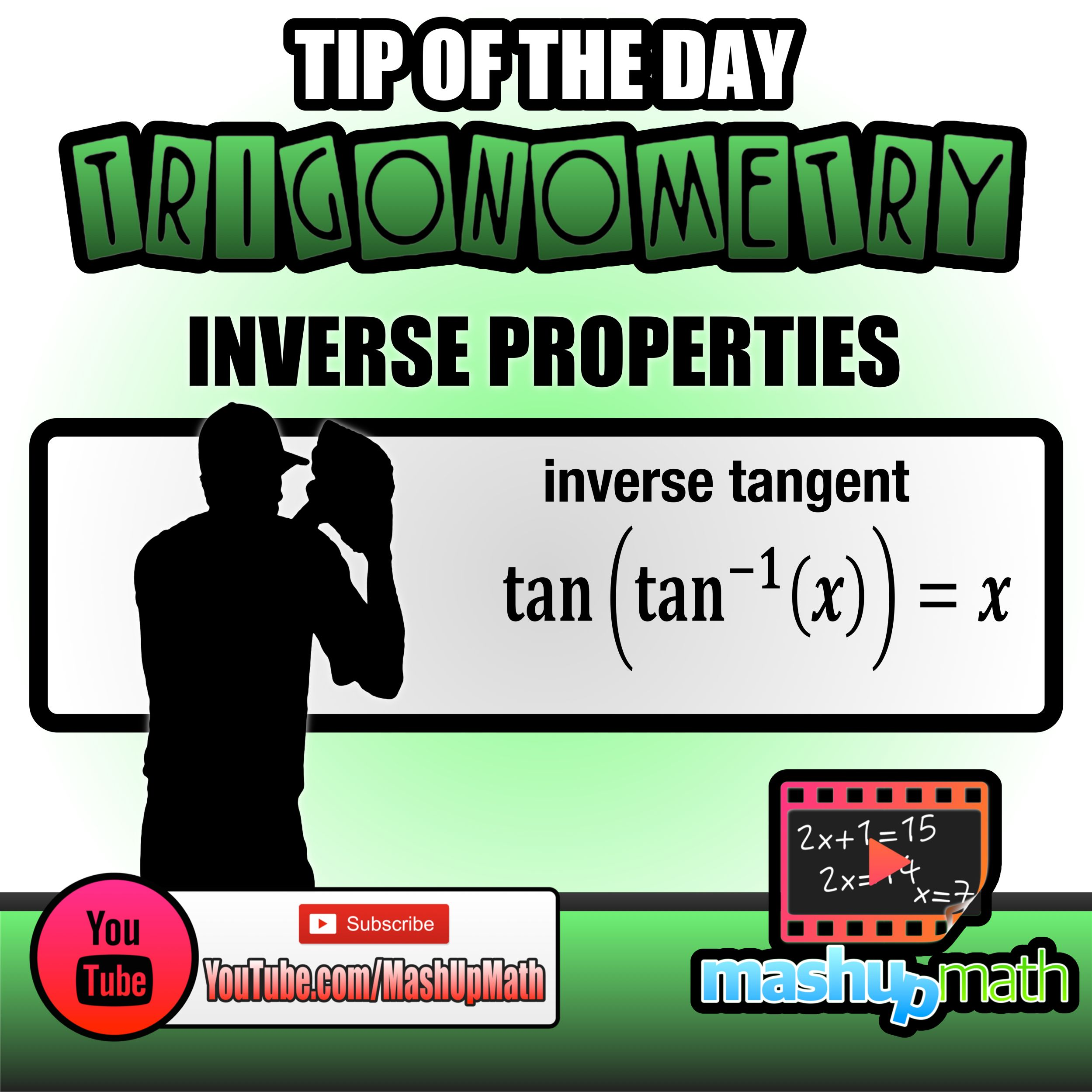 Do You Know The Inverse Tangent Properties Catch All Of