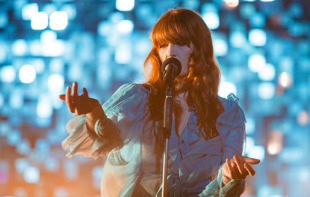 Florence + The Machine no Lollapalooza Brasil