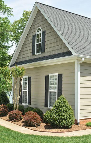 Composite Siding Home Gallery Everlast Advanced Composite Siding In 2020 House Exterior Home Photo Cladding