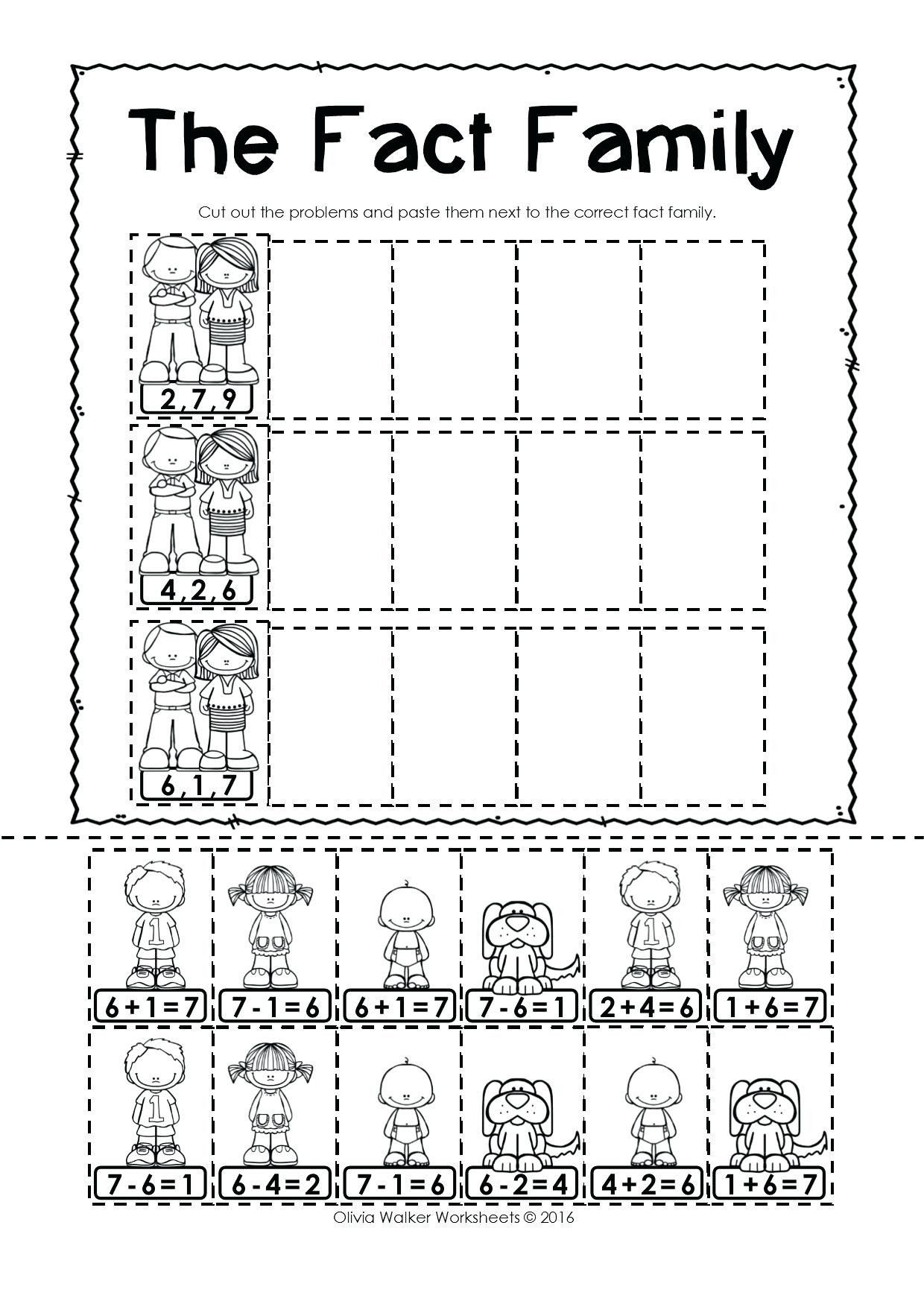 Word Family Worksheet Kindergarten Worksheet Esl
