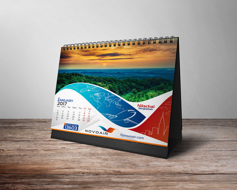 образцы постеров календарей долго