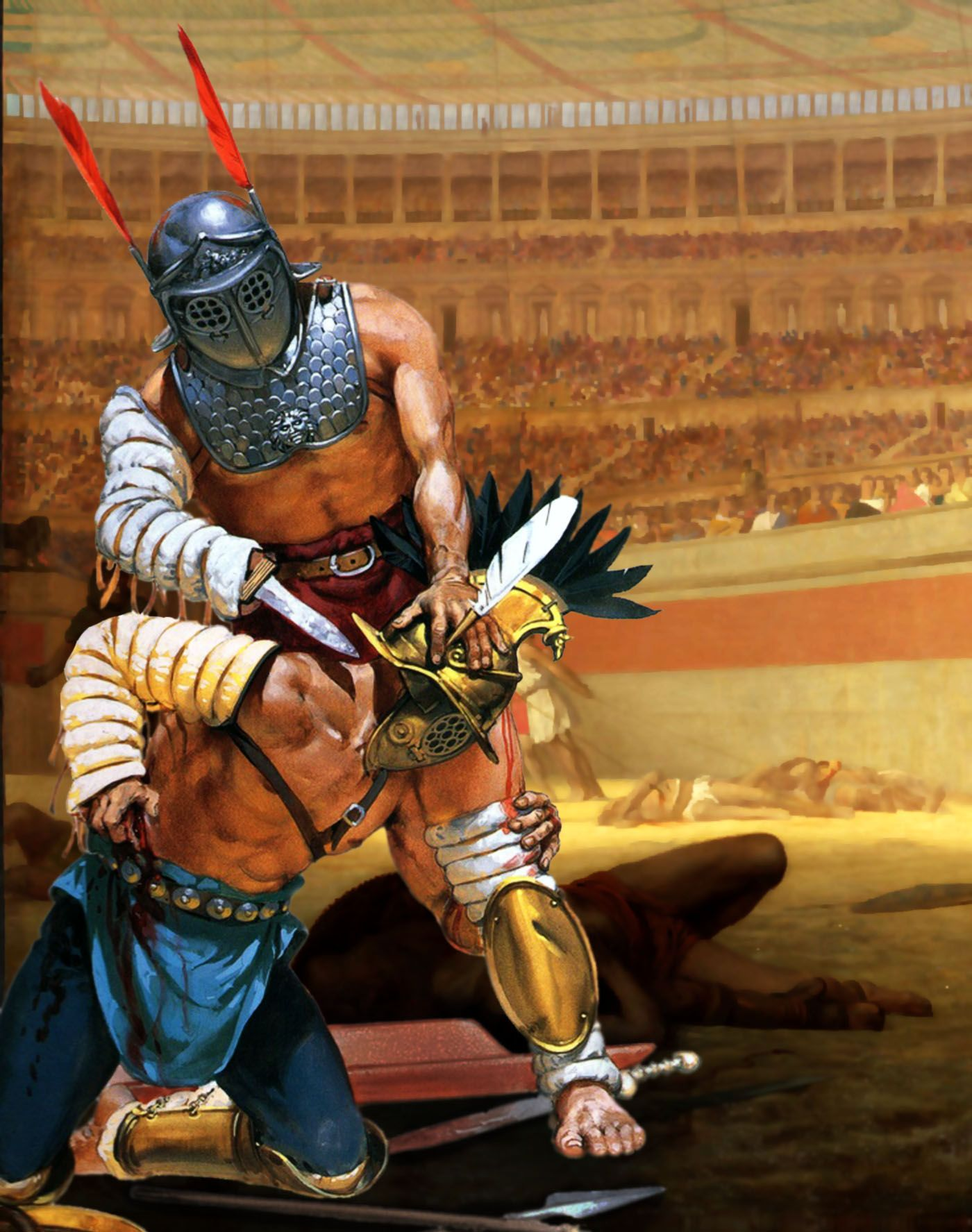 gladiator kolosseum