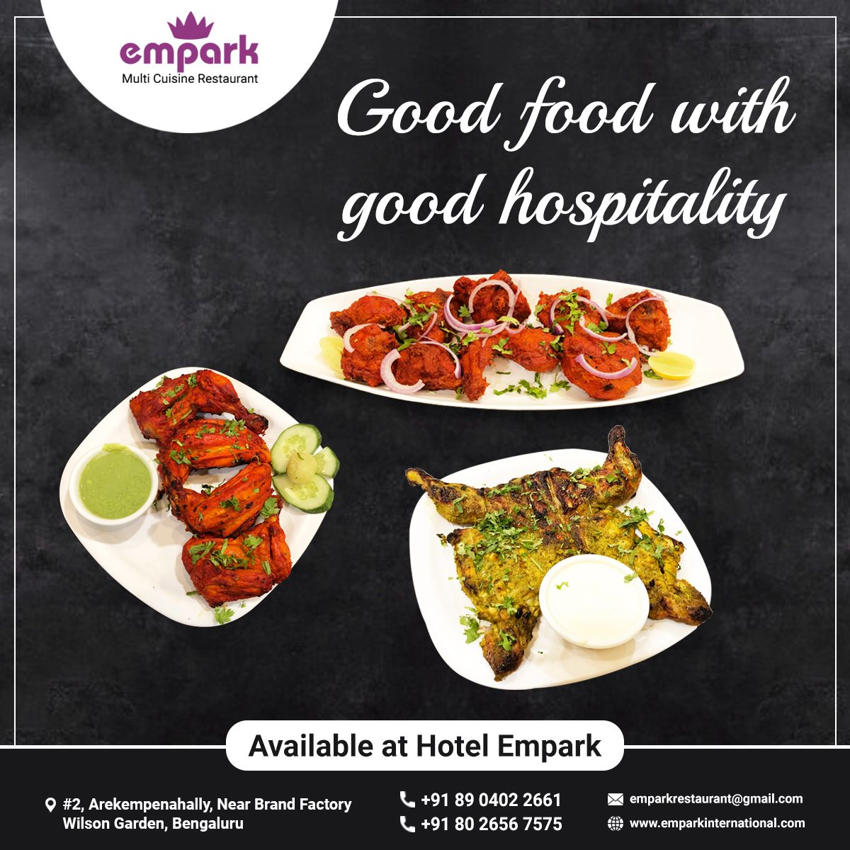 Delicious Non Vegetarian Delicacies At Pocket Friendly Prices Sangammilitaryhotel Address 528 A 1st Floor 14th Cros Cafe Restaurant Broadway Shows Hotel