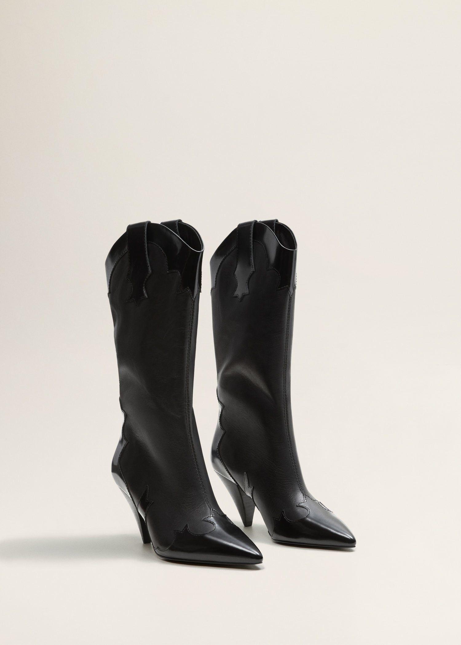 más de moda cliente primero 2020 Bota piel cowboy - Mujer | Moda Zapatos | Zapatos mujer ...