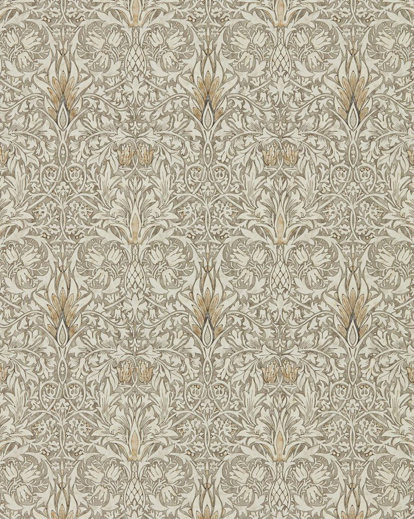 Snakeshead Wallpaper Cream Wallpaper William Morris Wallpaper Morris Wallpapers