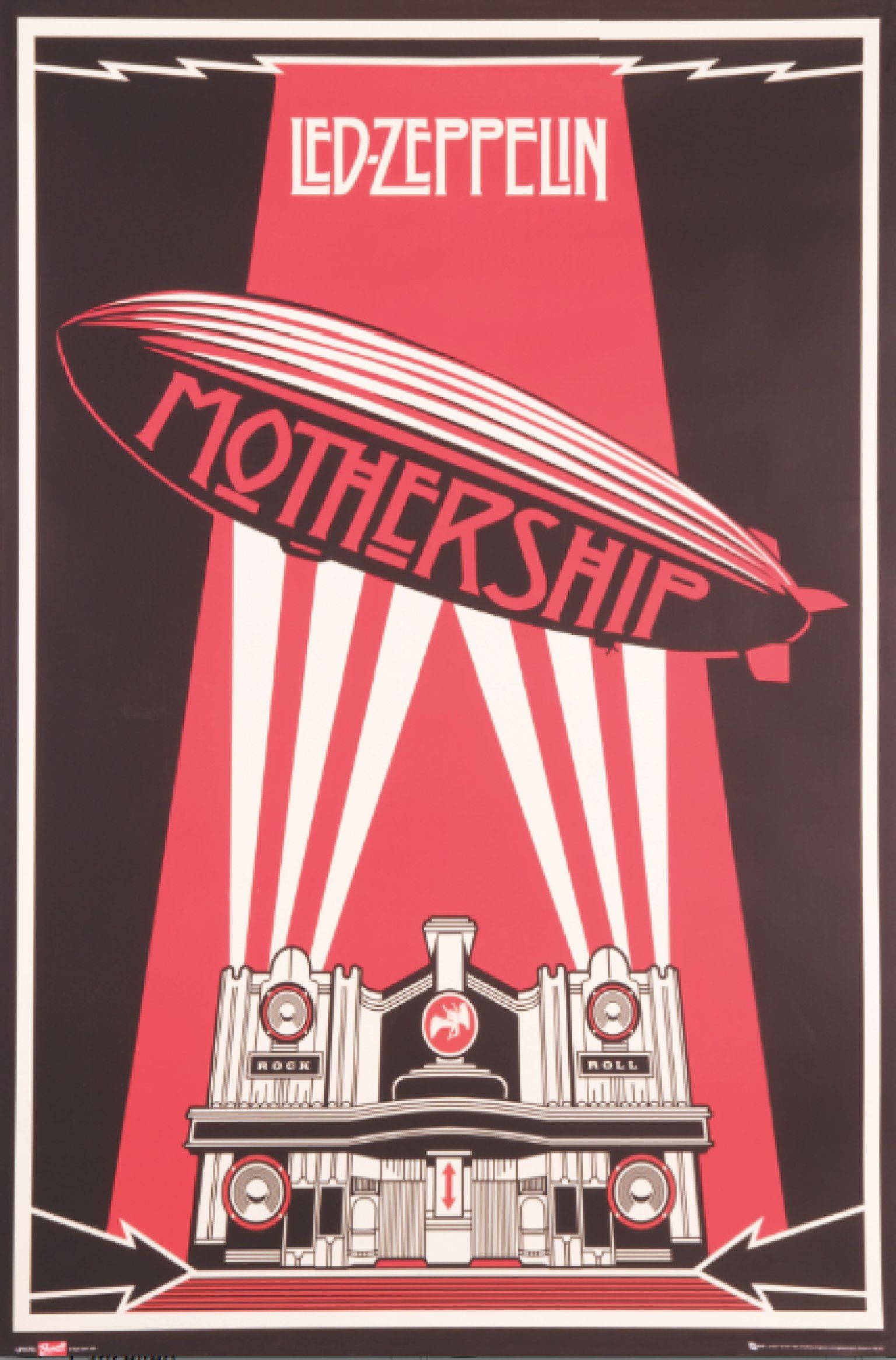 Photo Collection Mothership Led Zeppelin Phone Wallpaper