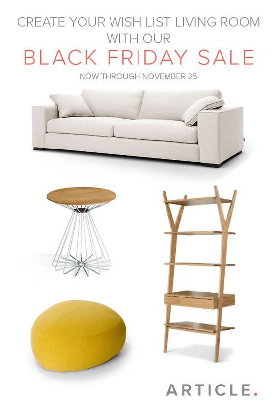 Article Up Your Space With Our Black Friday Sale On Now Until