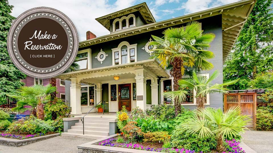 The Gaslight Inn, a Seattle bed and breakfast , is