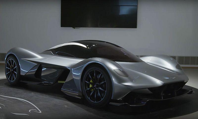 Aston Martin S Nebula Is Completely Insane Highsnobiety Aston Martin Car Aston