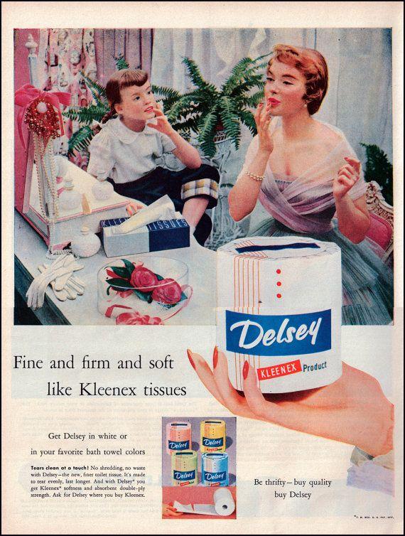 Toilet Paper Adverts