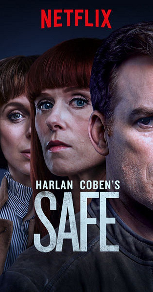 Created By Harlan Coben With Amy James Kelly Amanda Abbington