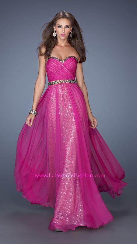 La Femme 19388 | La Femme Fashion 2014 - La Femme Prom Dresses ...