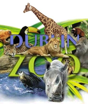 Dublin Zoo Dierentuinen