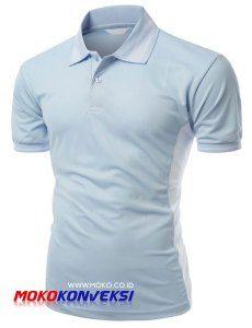 Baju Kerah Polos