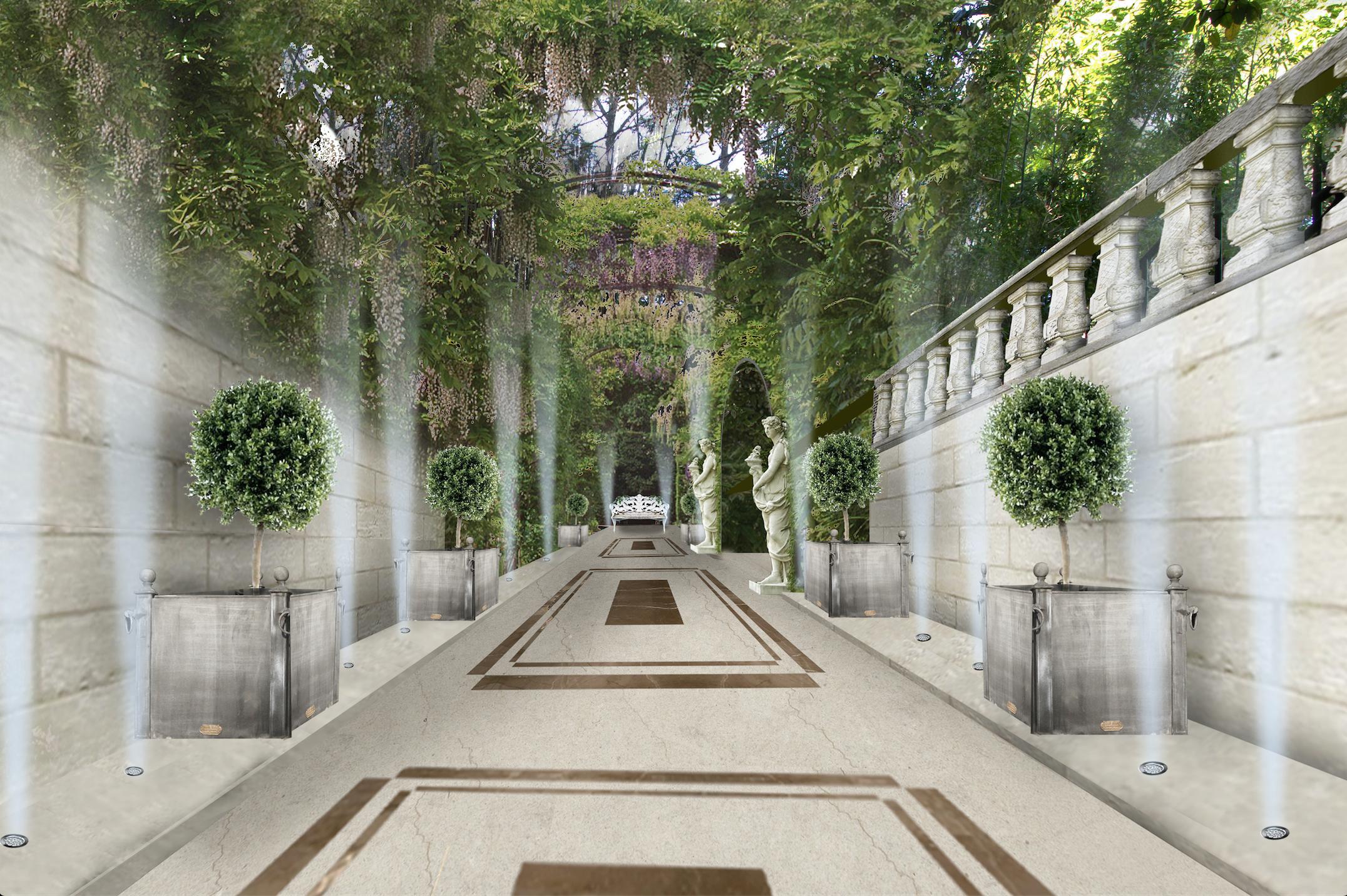 landscape architecture - designer sébastien habert - paysagiste haut
