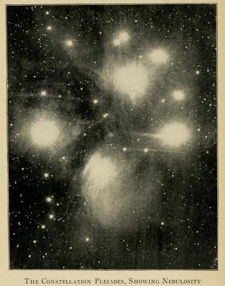 Nebulosity. 1919.