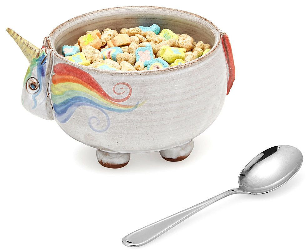 A unicorn bowl guaranteed to make your midnight cereal binge seem a unicorn bowl guaranteed to make your midnight cereal binge seem 1000 more magical ccuart Images