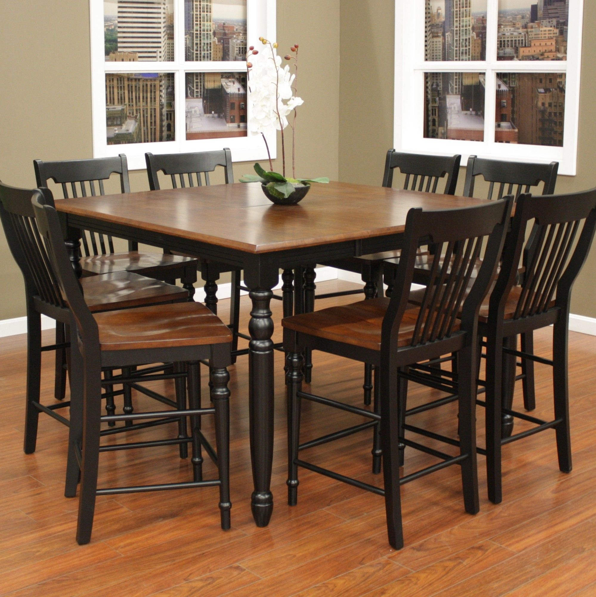 American Heritage Berkshire Butterfly Counter Height Dining Table U0026 Reviews  | Wayfair