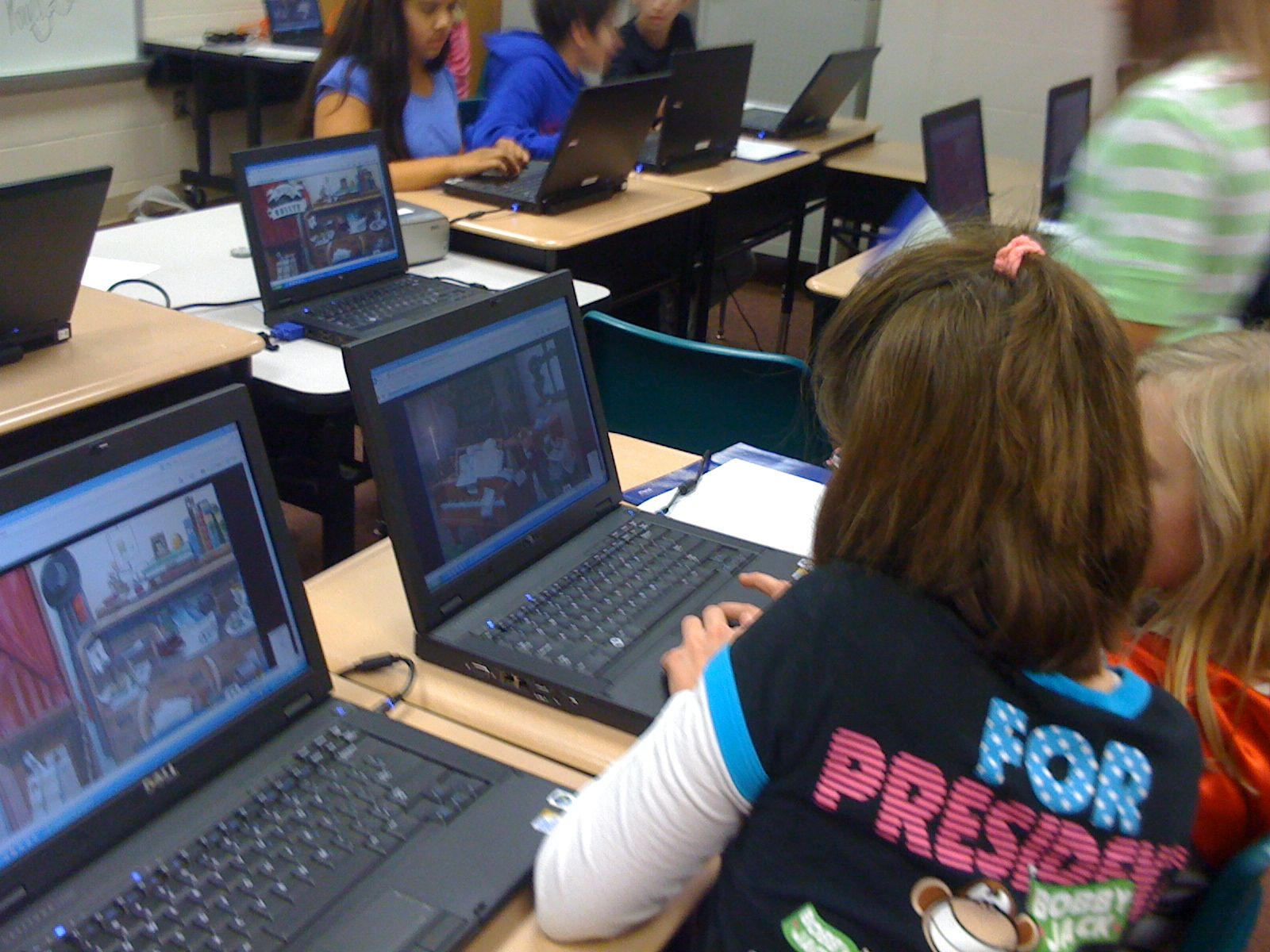 Internet resources for students and Internet resources for teachers