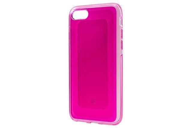 Schutzhülle »GHC446PK Gems Hybrid Hülle iPhone 8/7/6S/6 pink«