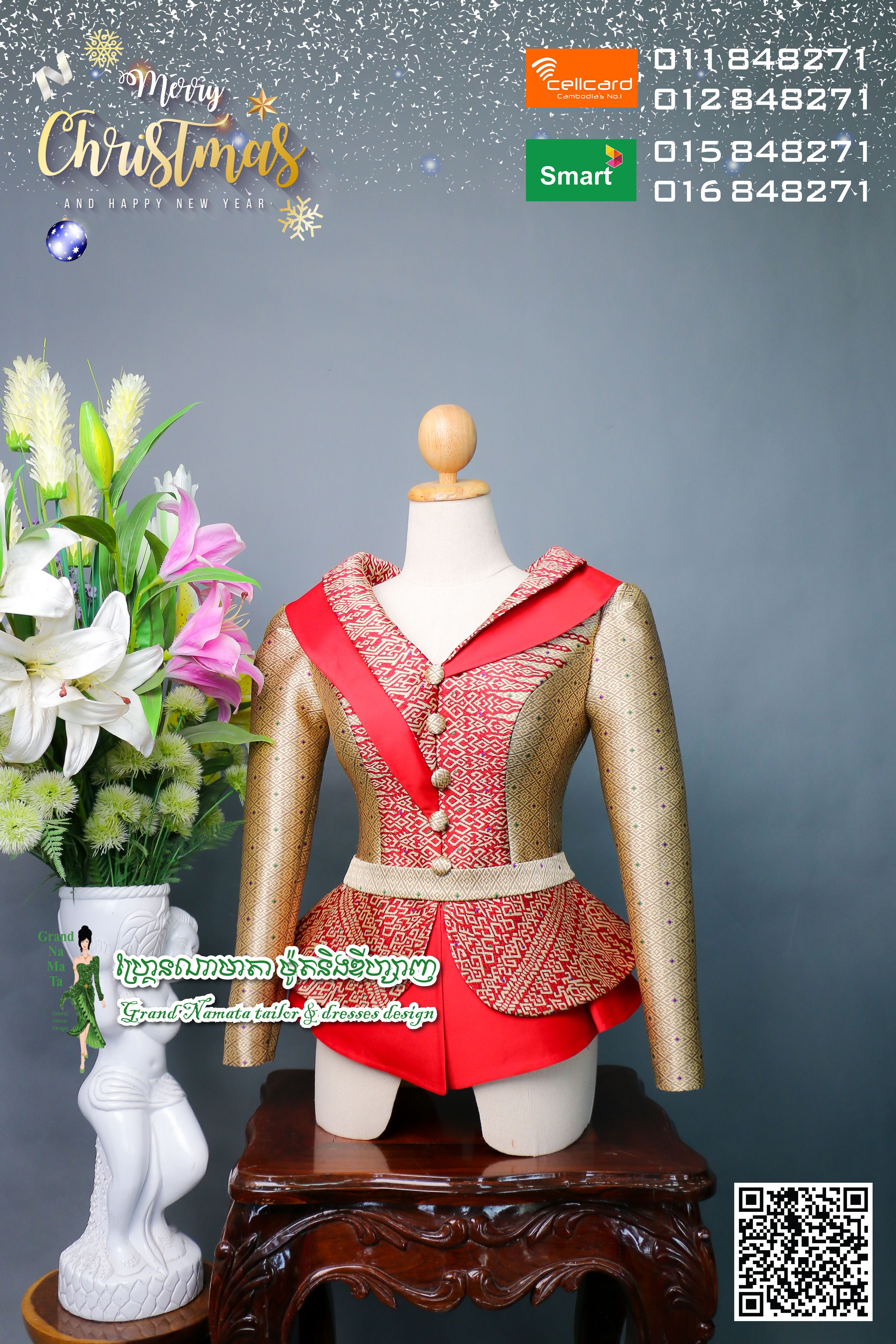 khmer traditional clothes in 2020 Traditional outfits