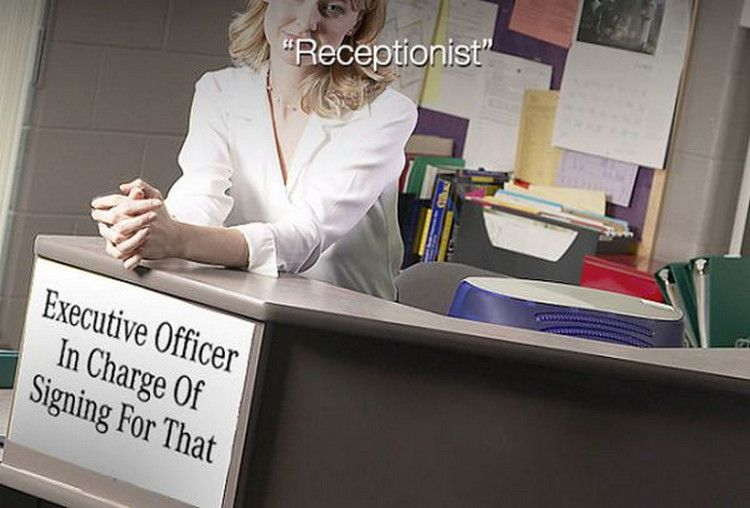 brutally accurate job titles 20 photos  funny job
