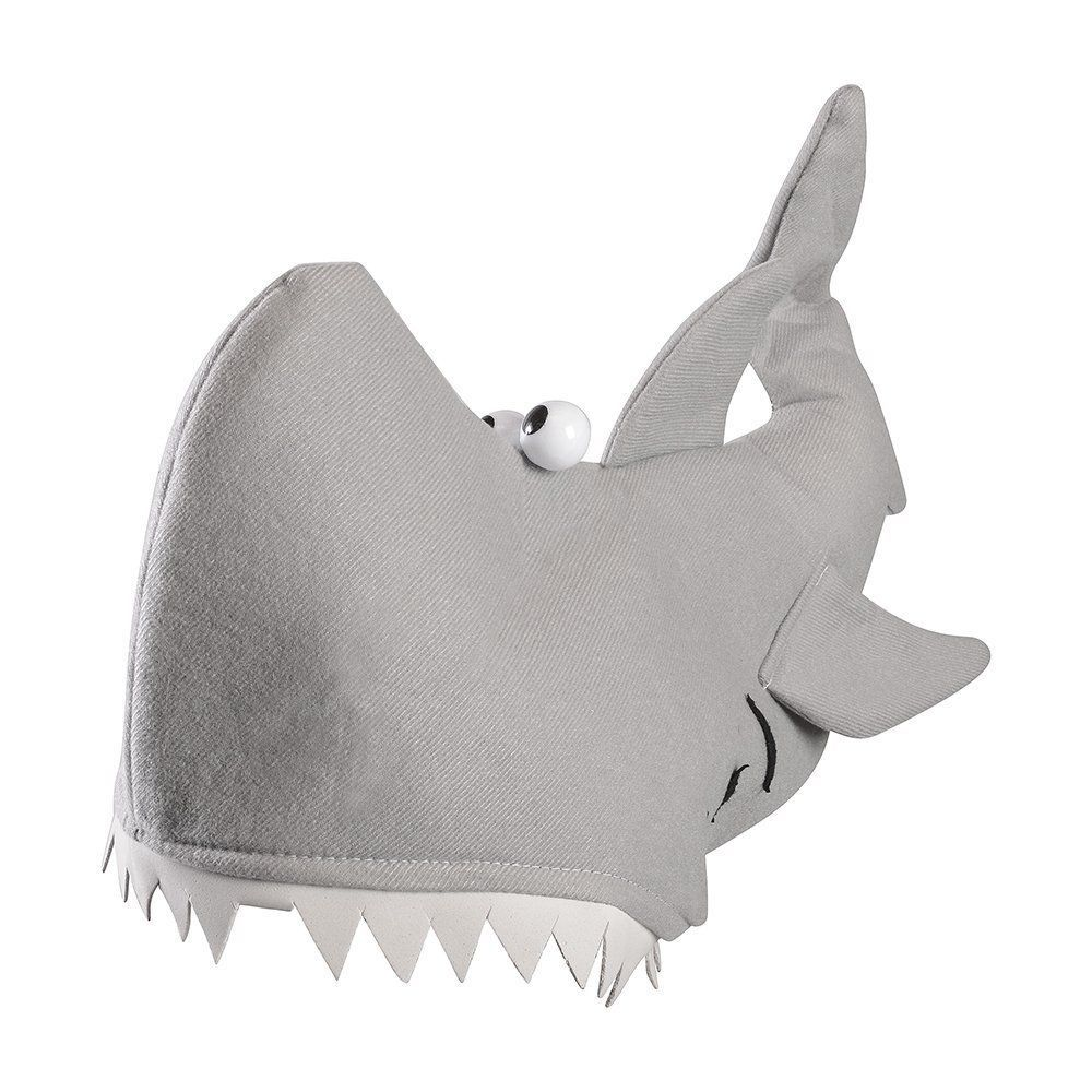 Shark Hat Adults Shark Costume Accessory Novelty Hats By Funny