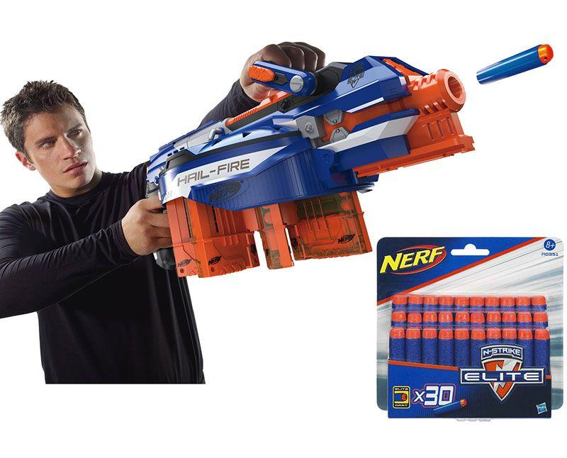 Nerf Gun 100% new