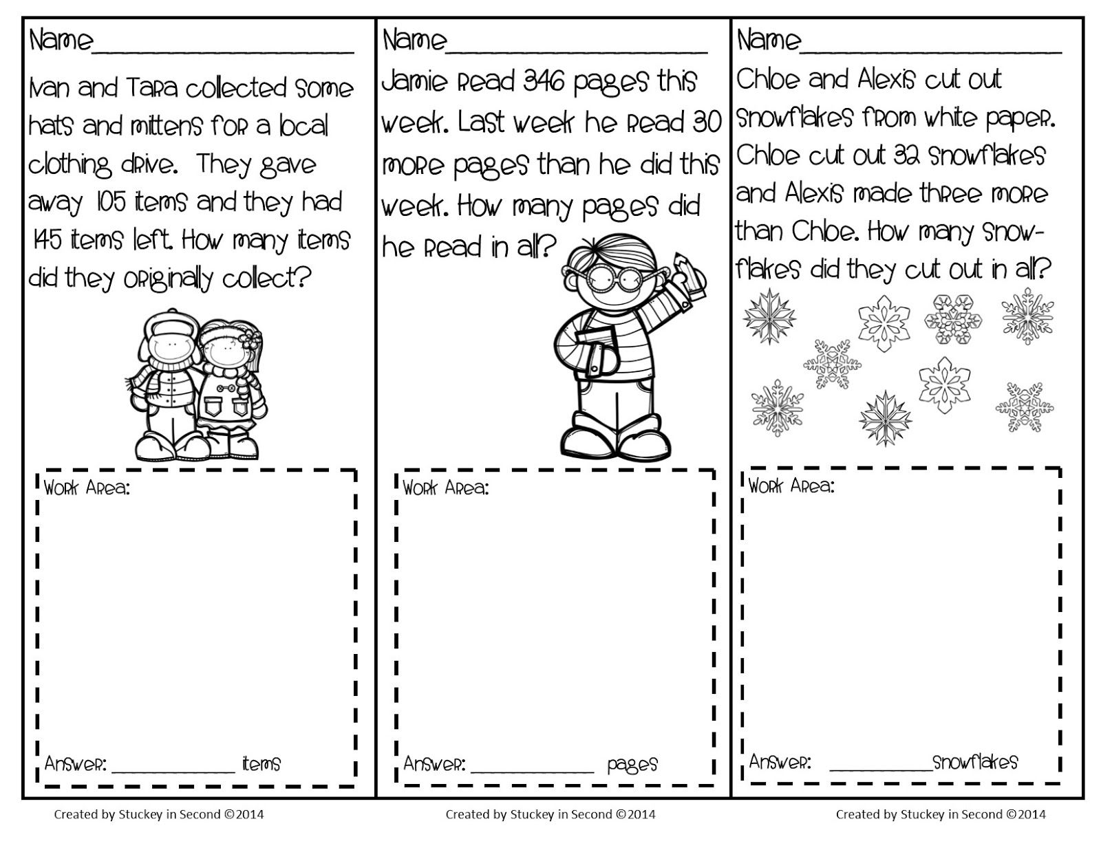 Problem Solving in 2nd Grade | Elementary teacher, Teacher and Maths