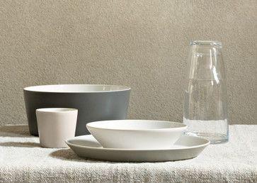 Alessi Tonale Bowl - Light Grey - modern - dinnerware - Switch Modern & Alessi Tonale Bowl - Light Grey - modern - dinnerware - Switch ...