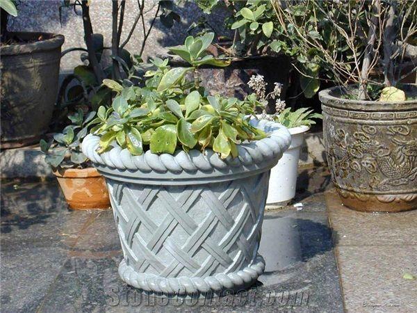 Hot sale flower potsgranite white grey outdoor plantersexterior hot sale flower potsgranite white grey outdoor plantersexterior planters cheap price workwithnaturefo