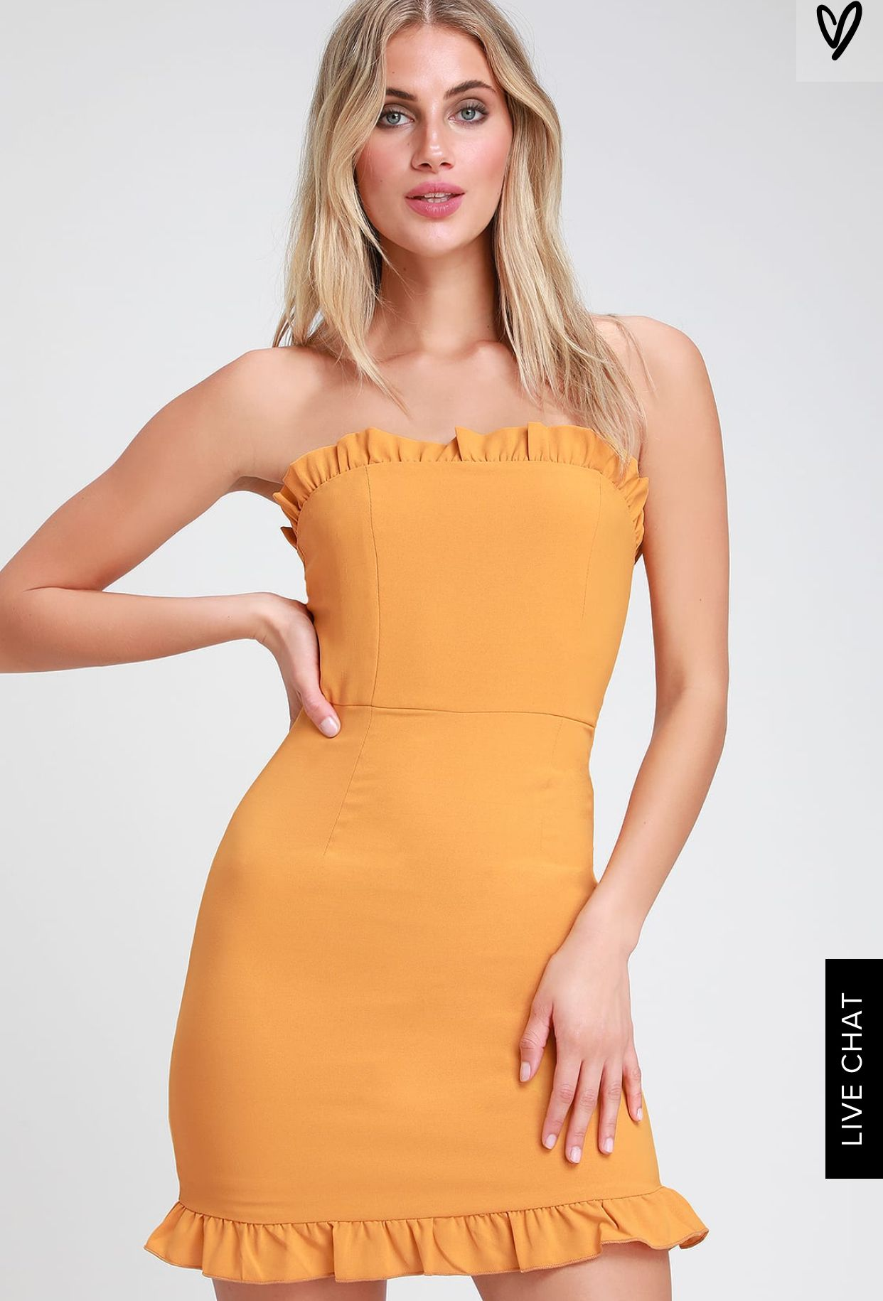 Pin By Sophie Fitzgerald On Senior Year Hoco Ideas Yellow Dress Summer Yellow Strapless Dress Cocktail Dress Yellow [ 1830 x 1242 Pixel ]