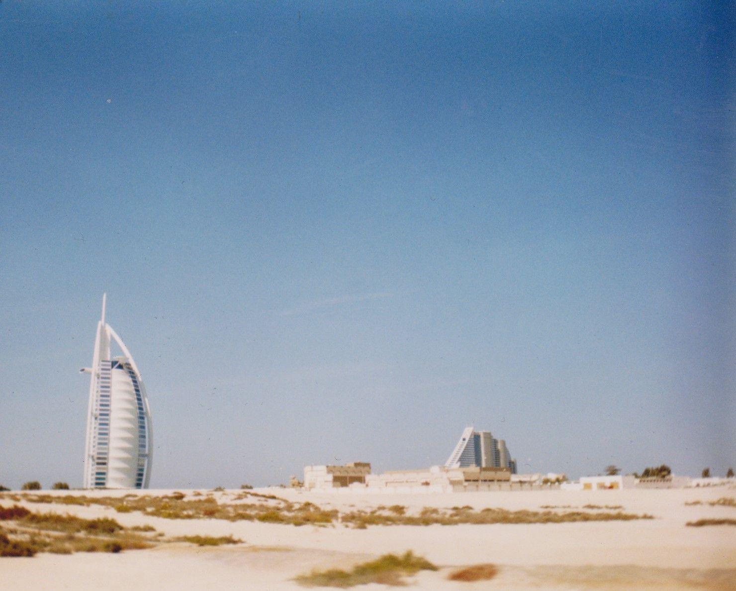 Barj Al Arab Dubai 2000 Dubai Middle East Landmarks
