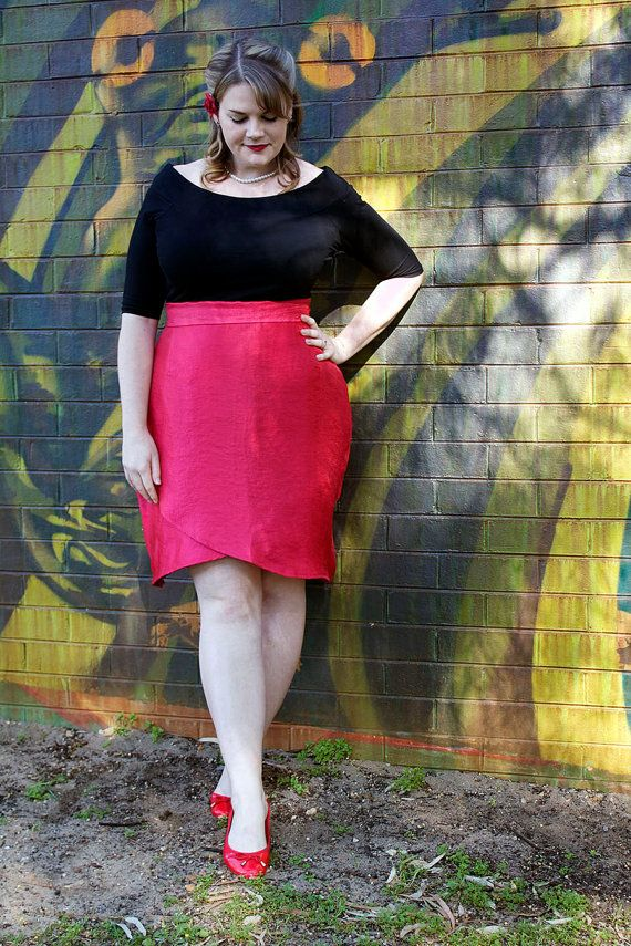 669870e7aa8 This is the pencil skirt pattern youve been looking for