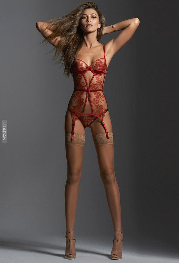 Fine Lingerie Hot Pantyhose Model M