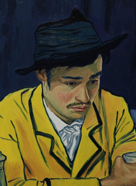 Loving Vincent Official Teaser Trailer #1 - Douglas Booth ...