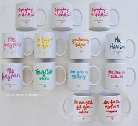 The cutest mugs.
