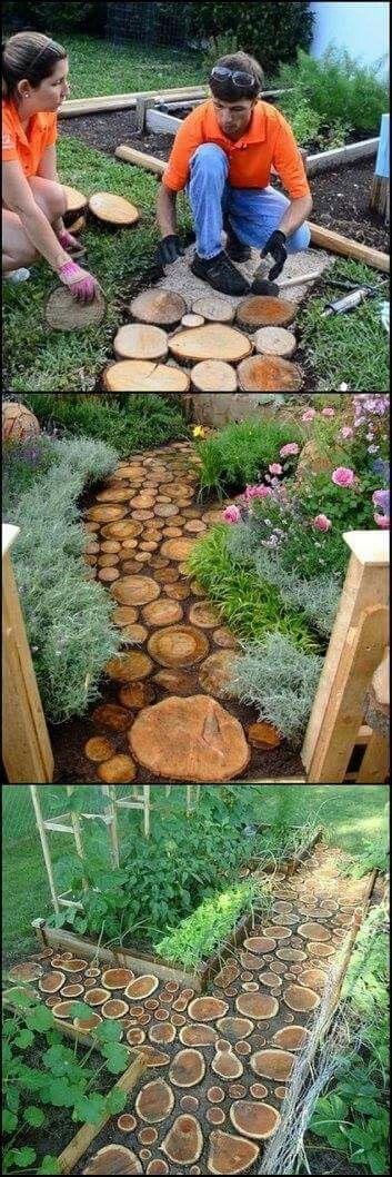 Pin de Andrea Zahn en My Garden Inspiration Pinterest Caminos
